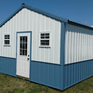 14x24 Garage - Lawn Shed