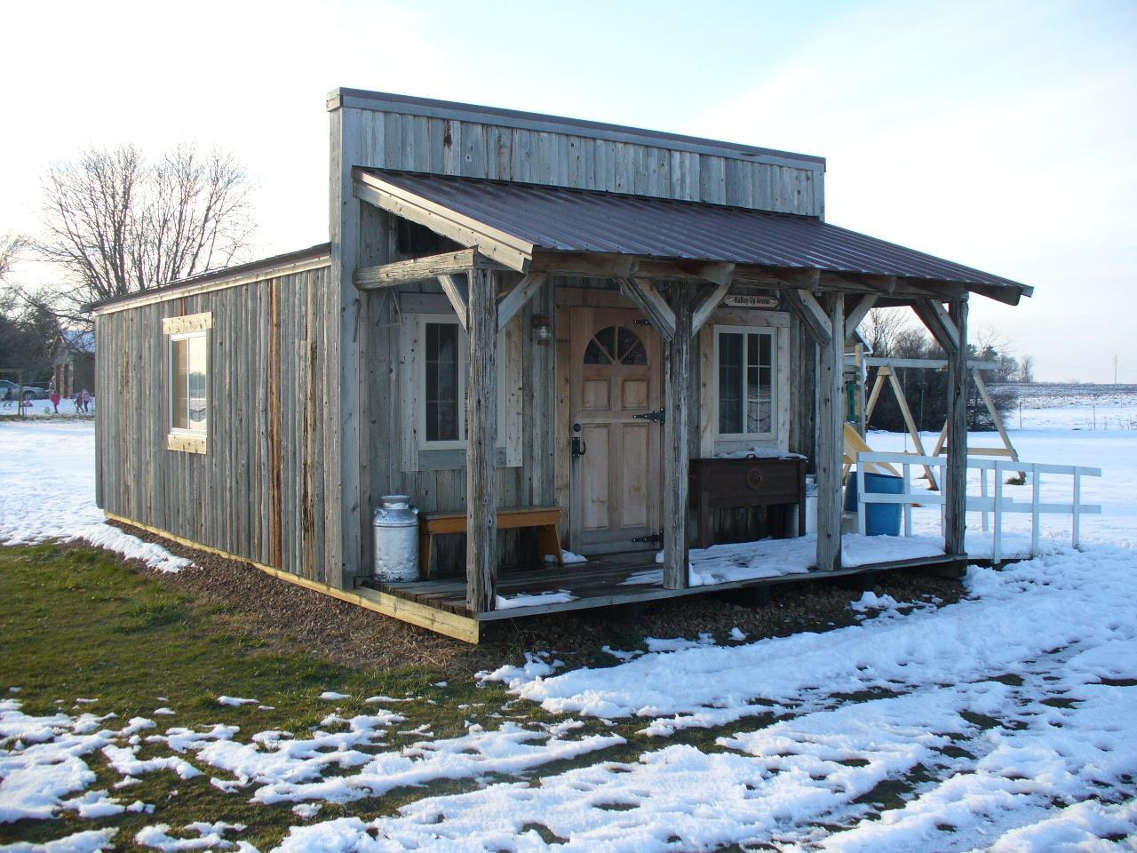 Portable Building - Swedes Buildings
