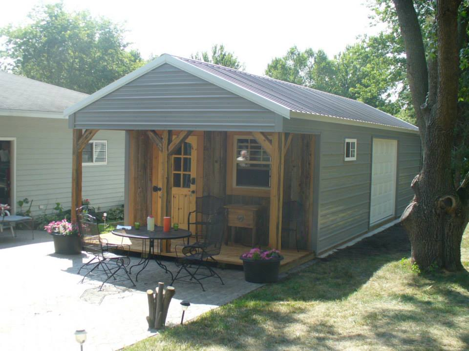 Swedes Buildings - She Shed or Man Cave